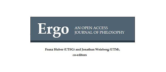 Logo of Ergo journal