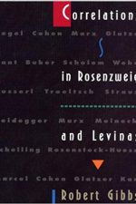 "Cover of ""Correlations in Rosenzweig and Levinas"""