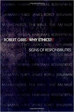 "Cover of ""Why Ethics? Signs of Responsibilities"""