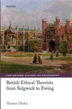 "Cover of ""British Ethical Theorists from Sidgwick to Ewing"""