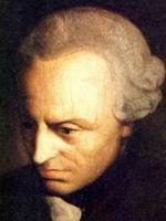 Portrait of Immanuel Kant