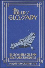 "Cover of ""Idler's Glossary"""