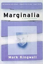 "Cover of ""Marginalia: A Cultural Reader"""