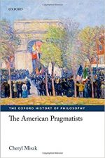 "Cover of ""The American Pragmatists"""