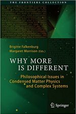"Cover of ""Why More Is Different Philosophical Issues in Condensed Matter Physics and Complex Systems"""