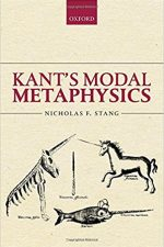 "Cover of "" Kant's Modal Metaphysics"""