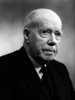 Portrait of W. D. Ross