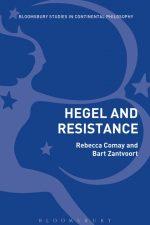 "Cover of ""Hegel and Resistance History, Politics and Dialectics"""