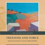 "Book cover of ""Freedom and Force"""