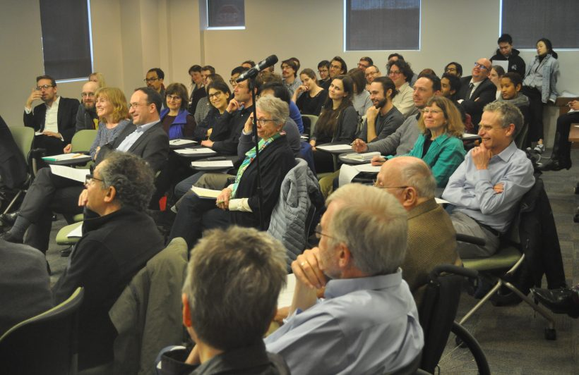 Photo of audience