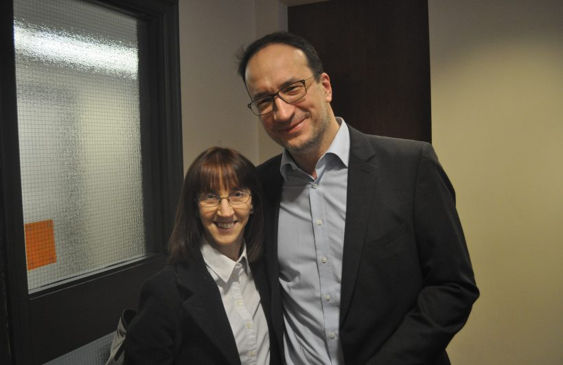Diana Raffman and Martin Pickavé