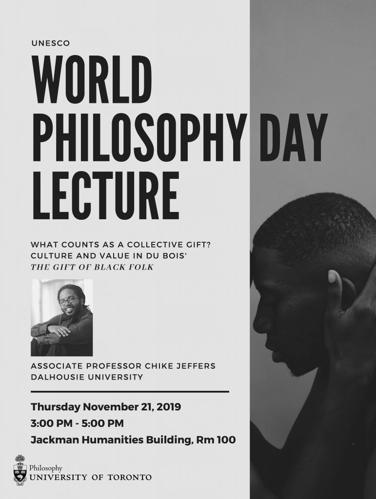 2019 UNESCO World Philosophy Day