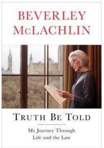 McLachlin book cover