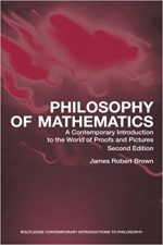 "Cover of ""Philosophy of Mathematics A Contemporary Introduction to the World of Proofs and Pictures"""