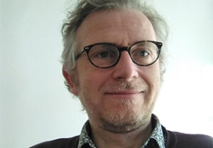 Close-up of Christoph Limbeck-Lilienau