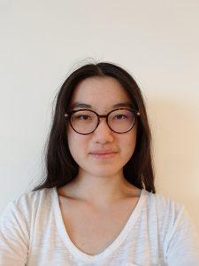 Headshot of Elizabeth Zhu
