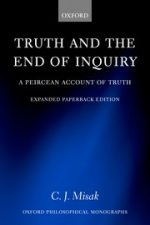"Cover of ""Truth and the End of Inquiry A Peircean Account of Truth"""