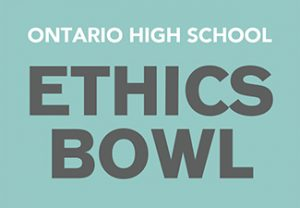 Ontario High School Ethics Bowl
