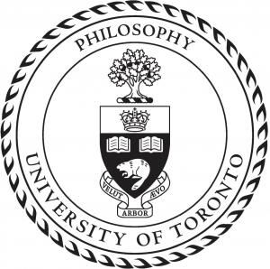 Logo of Philosophy Department, University of Toronto.