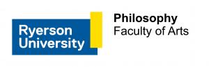 Ryerson Philosophy logo
