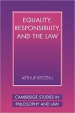 "Cover of ""Equality, Responsibility, and Law"""