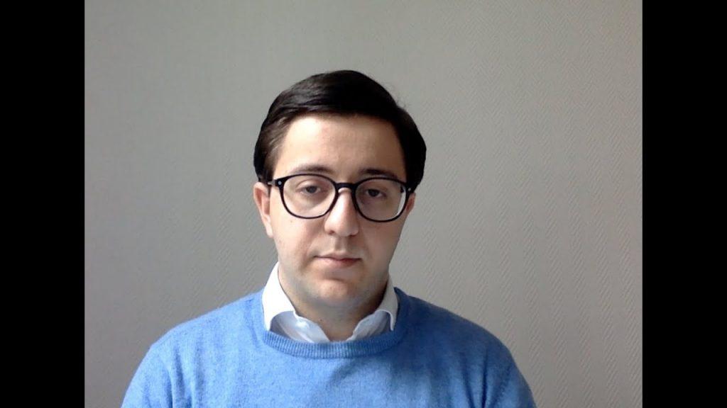 Headshot of Roberto Granieri