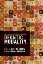 Cover of Deontic Modality