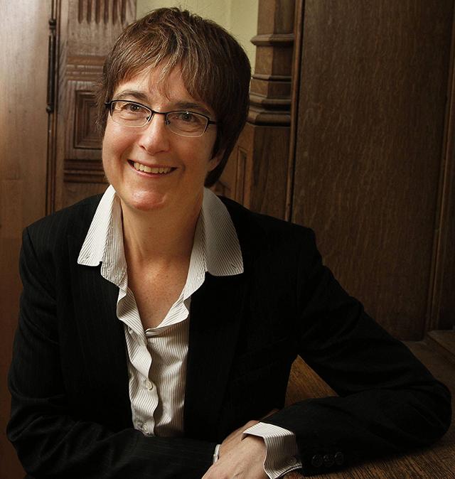 Cheryl Misak smiling