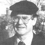 Ian Hacking b&w, 1992