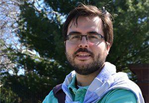 Headshot of Juan Pineros