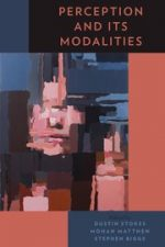 "Cover of ""Perception and Its Modalities"""