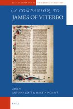 "Cover of ""Companion to James of Viterbo"""